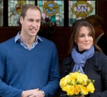Celebrity Mom: Kate Middleton Prepares for Sleepless Nights of Parenthood
