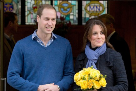 Cupid's Pulse Article: Prince William and Kate Middleton Attend Christmas Mass in England