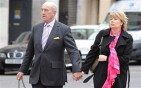 celebrity couples, Len Goodman, Sue Barrett, DWTS, romance, marriage, weddings