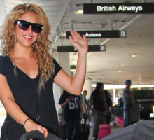 Shakira Welcomes a Baby Boy