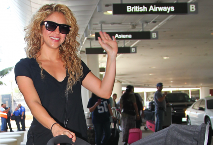 Cupid's Pulse Article: Shakira Welcomes a Baby Boy