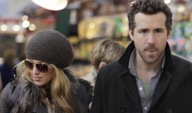 Cupid's Pulse Article: Ryan Reynolds and Blake Lively Bundle Up in NYC