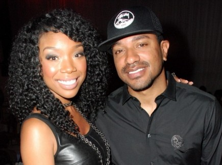 Cupid's Pulse Article: Brandy Dishes Details On Her Marriage Proposal