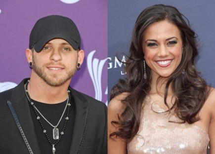 Brantley Gilbert and Jana Kramer. Photos: Andrew Evans  / PR Photos; Andrew Evans  / PR Photos