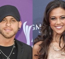 Country Star Brantley Gilbert and Jana Kramer are Engaged