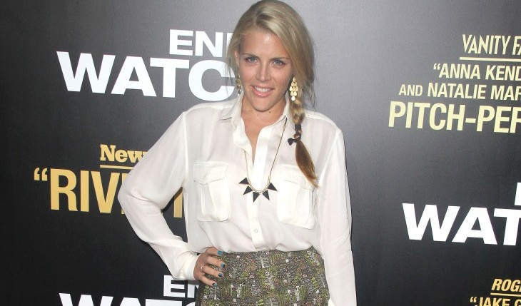 Cupid's Pulse Article: Celebrity Parents: Busy Philipps Says Husband 'Didn't Try' to Be a Dad Initially