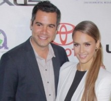 "Jessica Alba: My Husband & I Are ""Kindred Spirits"""