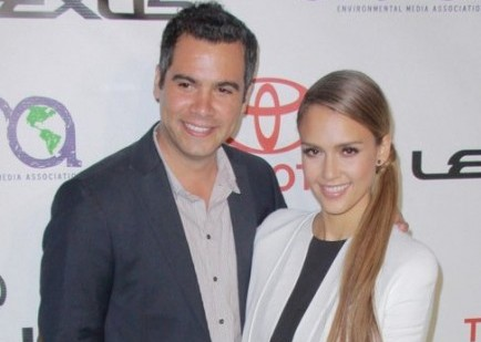 "Cupid's Pulse Article: Jessica Alba: My Husband & I Are ""Kindred Spirits"""