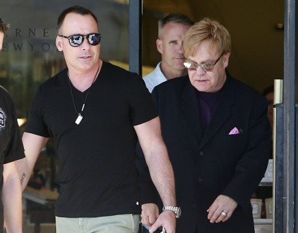 Cupid's Pulse Article: Elton John Welcomes a Baby Boy