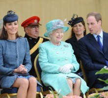 Queen Elizabeth Says Prince William and Kate Middleton's Child Will Be Called 'Princess'