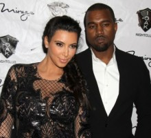 Kim Kardashian and Kanye West Reveal Gender of Baby-to-Be