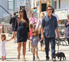 Matthew and Camila McConaughey Name Their Son Livingston