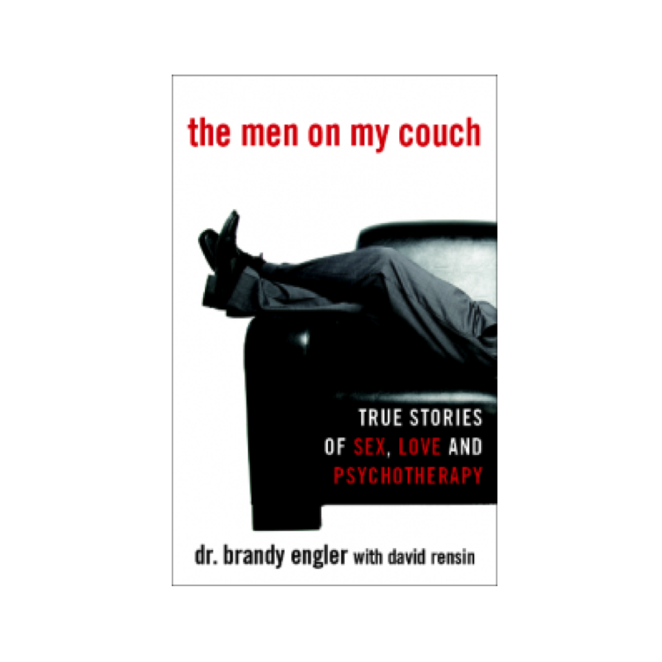 "Cupid's Pulse Article: Dr. Brandy Engler Says, ""'The Men on My Couch' Taught Me That Love Is Hard and Complicated"""
