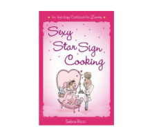 Sabra Ricci Couples Astrology with Food in 'Sexy Star Sign Cooking'