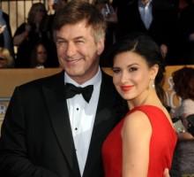 Alec Baldwin's Wife Hilaria Debuts Her Baby Bump