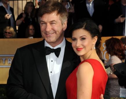 Cupid's Pulse Article: Alec Baldwin's Wife Hilaria Debuts Her Baby Bump