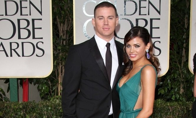 Cupid's Pulse Article: New Celebrity Couple: Channing Tatum Is Dating Jessie J Post-Divorce From Jenna Dewan
