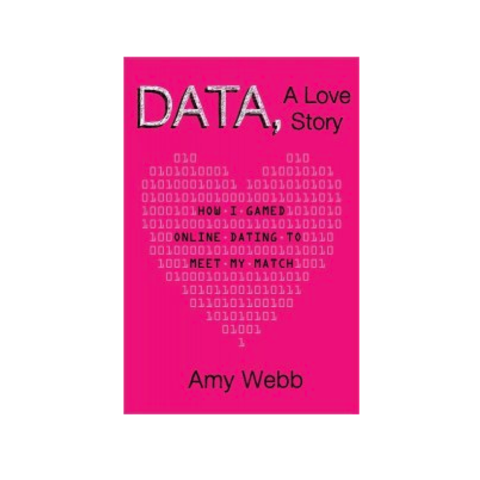 Cupid's Pulse Article: 'DATA, A Love Story' Author Amy Webb Tells Us How to Find Love Online Based On Her Own Experiences