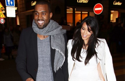 Kim Kardashian, pregnant, baby, relationship