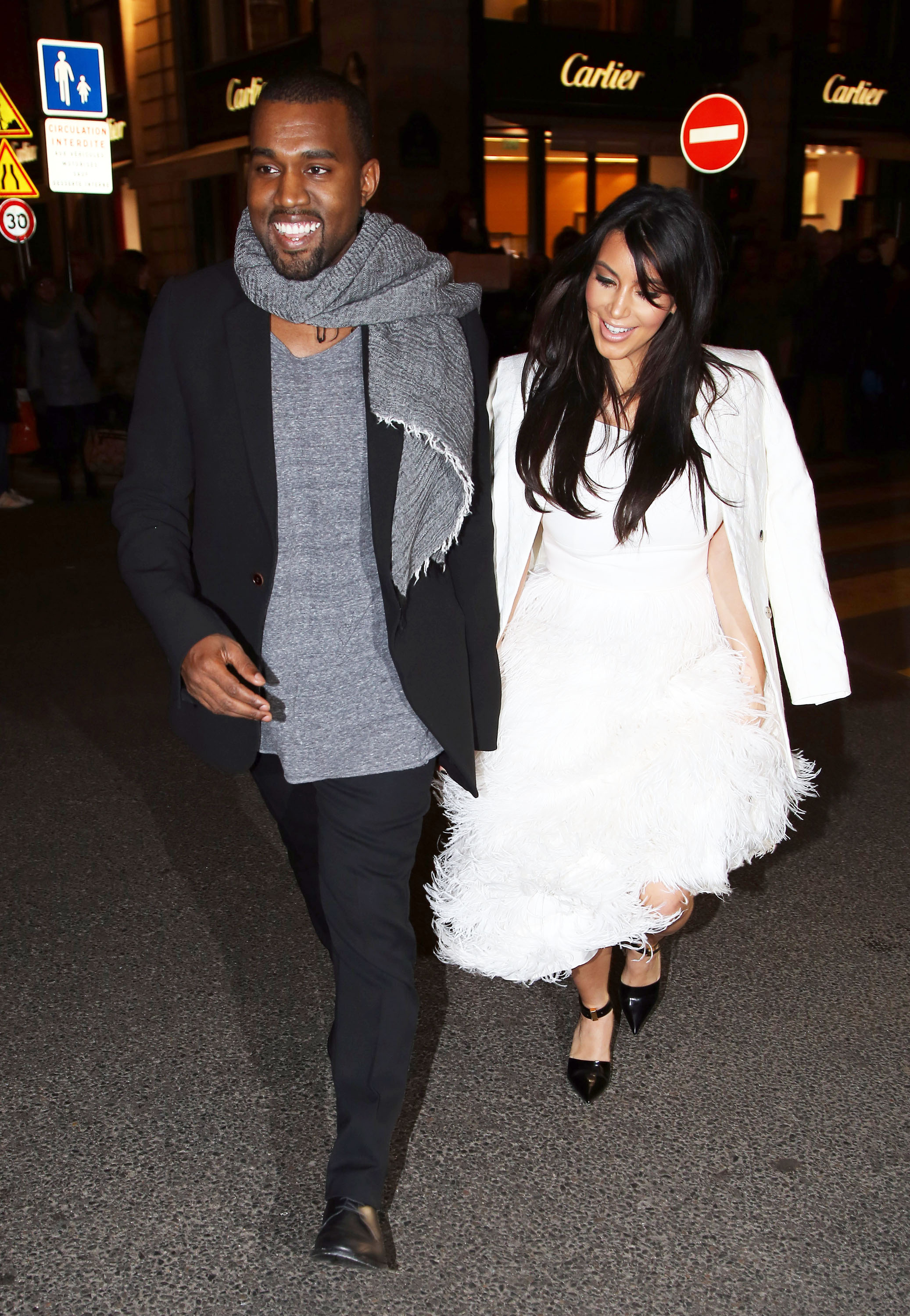 Cupid's Pulse Article: Kim Kardashian Tells the Judge She Needs a Divorce Now for Her Baby's Sake