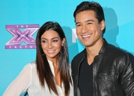"Cupid's Pulse Article: Courtney Lopez: ""Mario and I Are Over The Moon"""