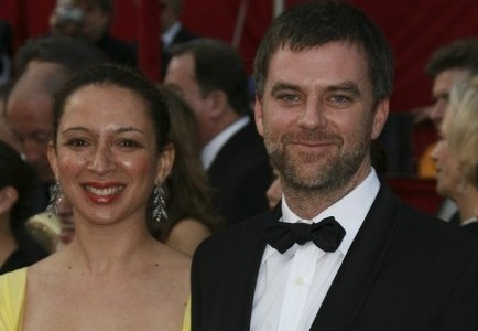 Maya Rudolph and Paul Thomas Anderson. Photo: Bob Charlotte / PR Photos