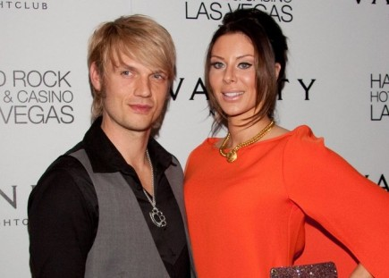 Cupid's Pulse Article: Backstreet Boy Singer Nick Carter Proposes to Girlfriend Lauren Kitt