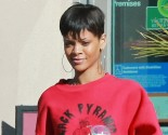 Rihanna Is Attacked by Angry Fan Upset with Chris Brown Reunion