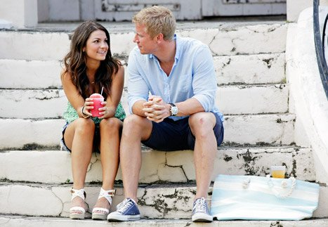 Cupid's Pulse Article: The Bachelor 17, Episode 7: Victory in St. Croix!
