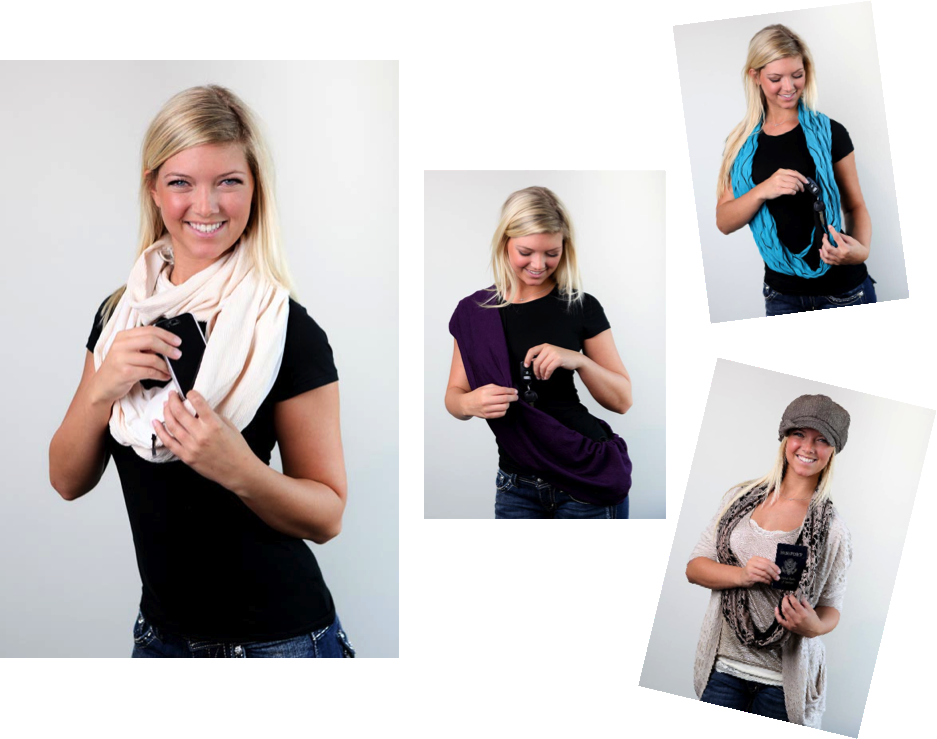 Cupid's Pulse Article: Giveaway: Leave Your Heavy Handbag At Home, Thanks to SHOLDIT Clutch Wrap