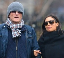 Celebrity Couple: Rosario Dawson and Danny Boyle Call It Quits and Avoid Each Other