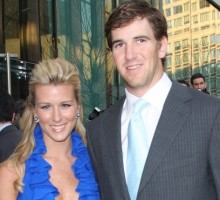 Celebrity Baby: Eli Manning Prepares to Welcome a Second Child