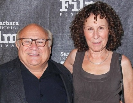 Danny DeVito and Rhea Perlman. Photo: Andrew Evans / PR Photos