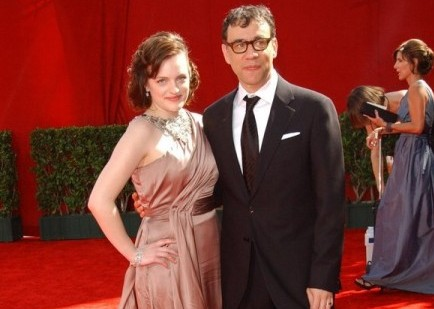 Elizabeth Moss and Fred Armisen. Photo: Albert L. Ortega / PR Photos