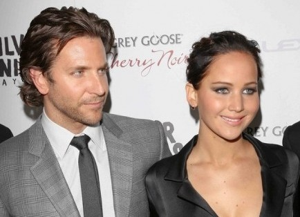 Cupid's Pulse Article: Jennifer Lawrence Plays Cupid for Bradley Cooper