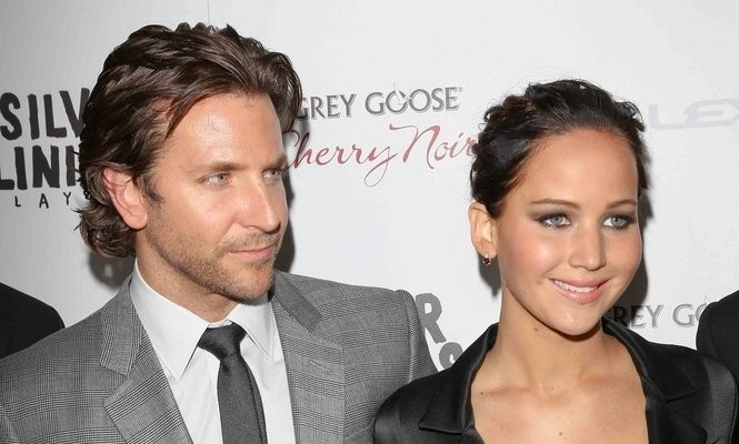 Cupid's Pulse Article: Celebrity Matchmaker: Jennifer Lawrence Plays Cupid for Bradley Cooper