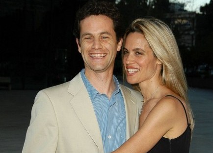 Kirk Cameron and Chelsea Noble. Photo: Glenn Harris / PR Photos