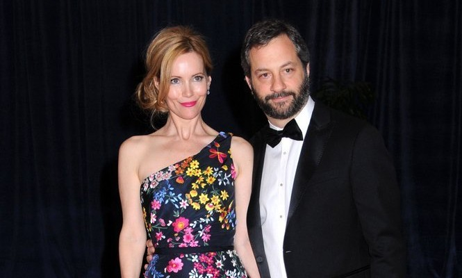 Celebrity Couples Who Never Fail to Make Us Laugh: Leslie Mann and Judd Apatow