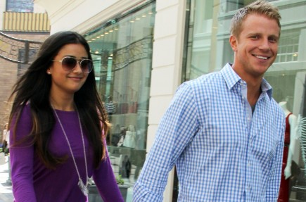 Cupid's Pulse Article: 'The Bachelor' Sean Lowe Fires Back at Dating Rumors Pointing to Trouble in His Celebrity Relationship