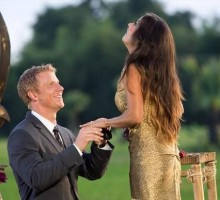 'The Bachelor' Sean Lowe Chooses His Bride-to-Be