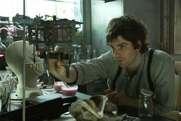 Cupid's Pulse Article: French-Canadian Science Romance, 'Upside Down'