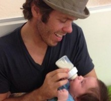 Perez Hilton Opens Up About Fatherhood