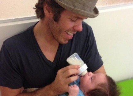Cupid's Pulse Article: Perez Hilton Opens Up About Fatherhood