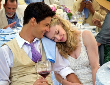 The Biig Wedding, Amanda Seyfried, Ben Barnes