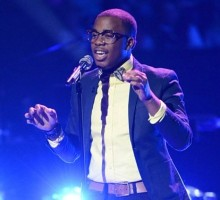 "Burnell Taylor of 'American Idol': I ""Really Like"" Amber Holcomb"
