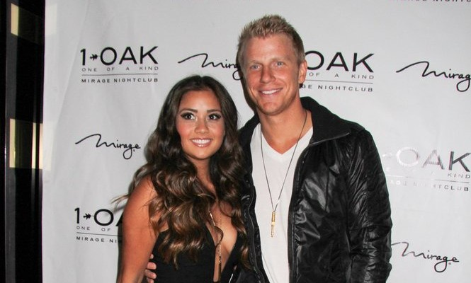 Cupid's Pulse Article: Is 'The Bachelor' Sean Lowe & Catherine Giudici's Celebrity Love Affair in Trouble Already?