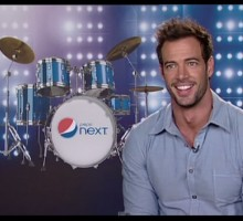 Celebrity News: Actor William Levy Plays Casanova in New Pepsi Next Campaign