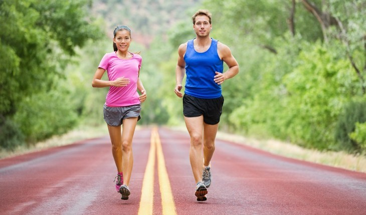 Cupid's Pulse Article: Date Idea: Run in the Name of Love
