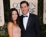 Celebrity Couple: Emily Blunt Opens Up About Marriage to John Krasinski