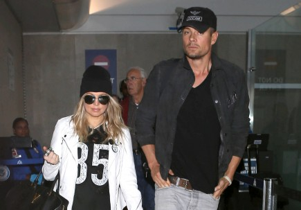Fergie and Josh Duhamel. Photo: BJJ/FAMEFLYNET PICTURES
